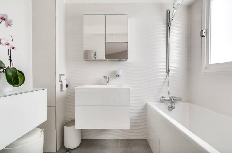 Akara Banyo Dekorasyon-Küçük Banyo