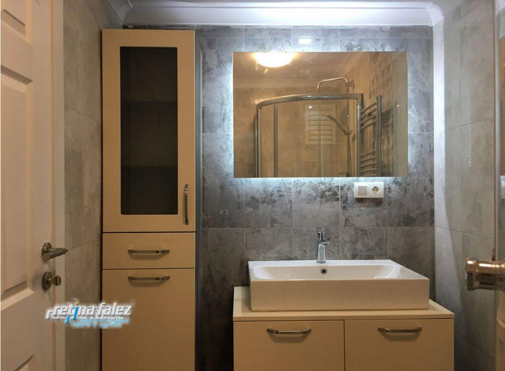 Ankara Banyo Dekorasyon FRB012-1