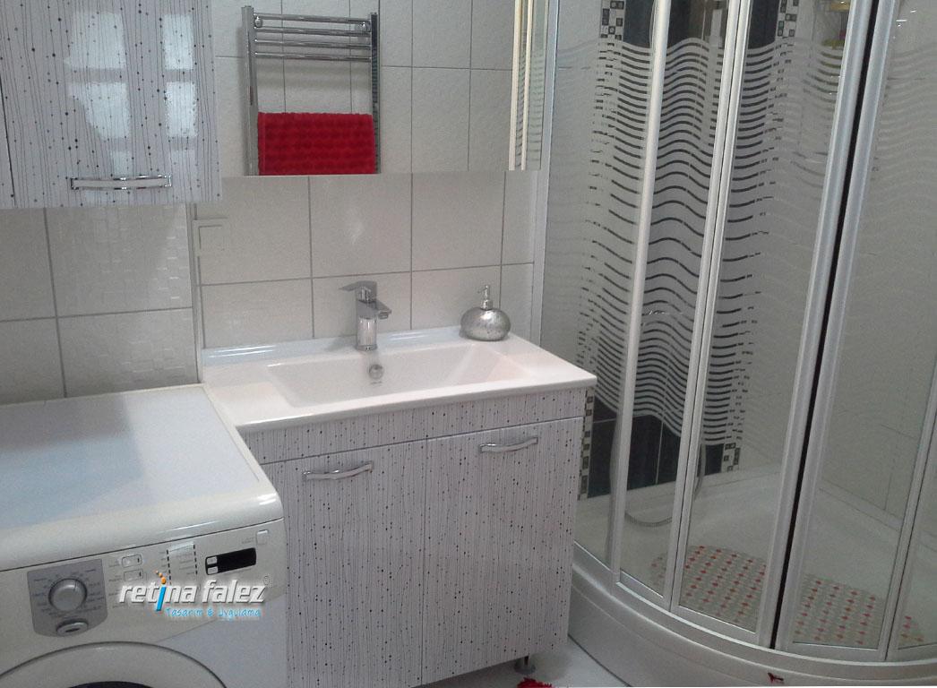 Ankara Banyo Dekorasyon RFB006-1