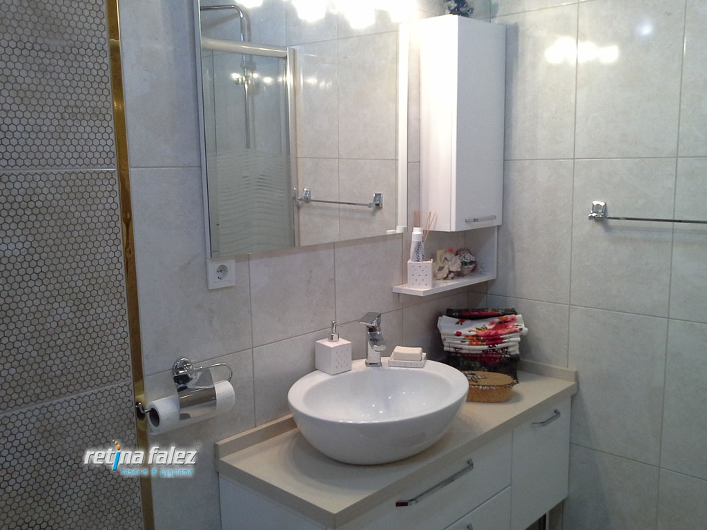 Ankara Banyo Dekorasyon RFB008-4