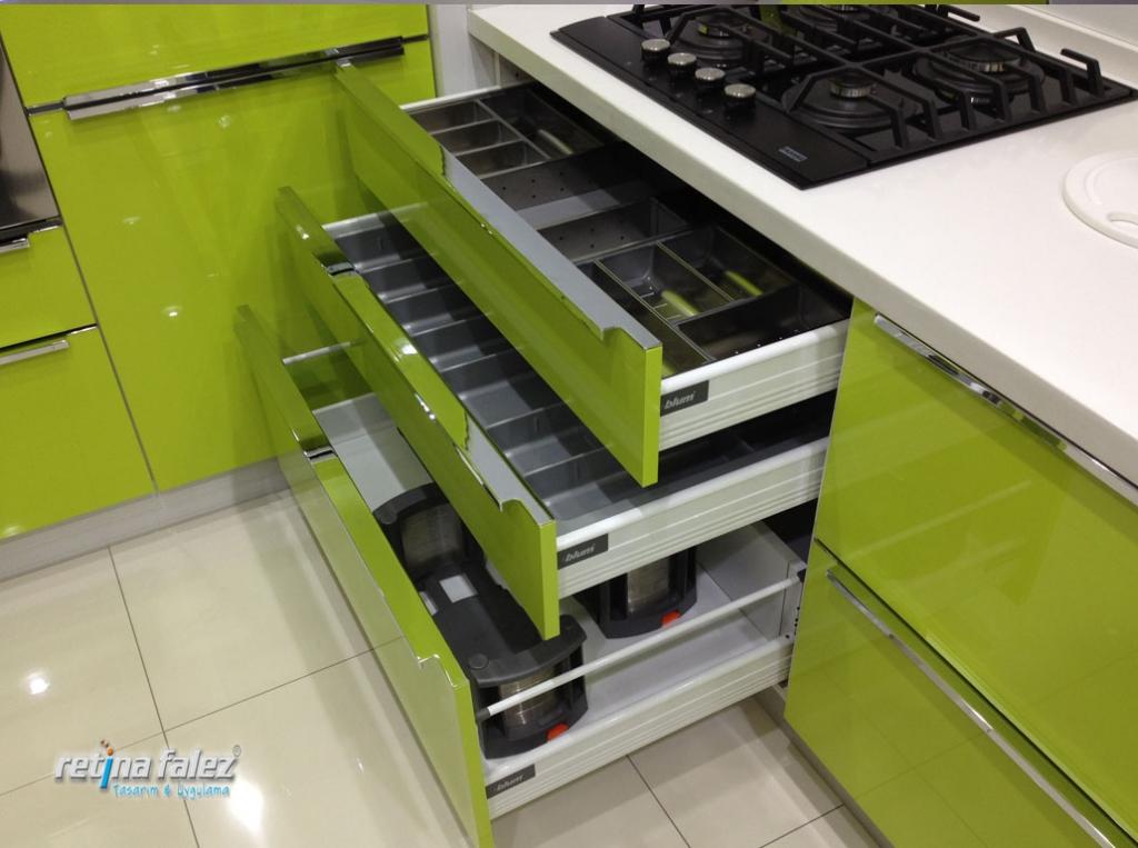 Ankara Mutfak Dolabı RFM024-2