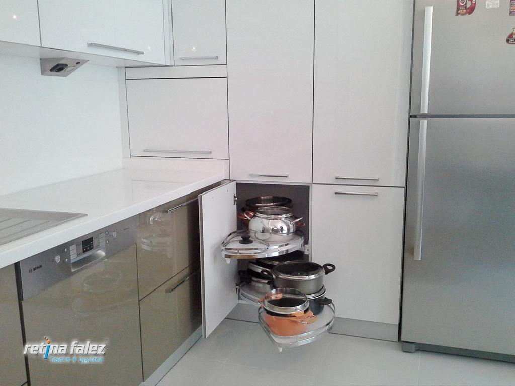 Ankara Mutfak Dolabı RFM027-4